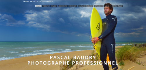 pascal baudry - photographe professionnel